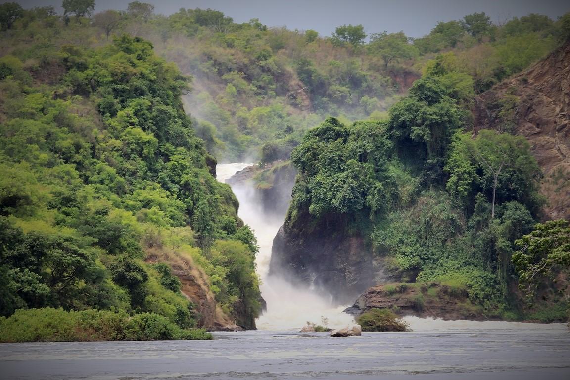 Murchisson Falls, Uganda