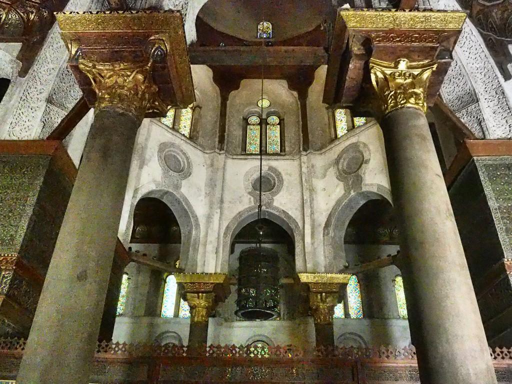 Mausoleum des Sultan Qala'un
