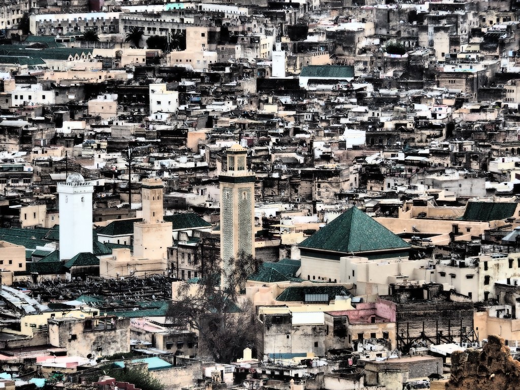 Fes, die uralte heilige Stadt des Maghreb