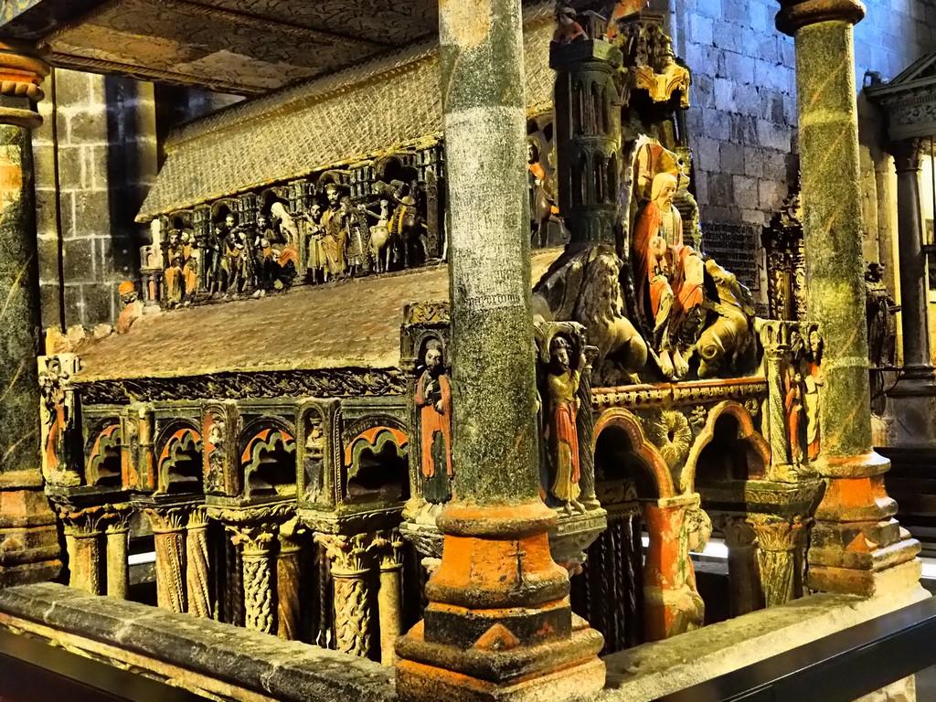 Grab des heiligen Vincent