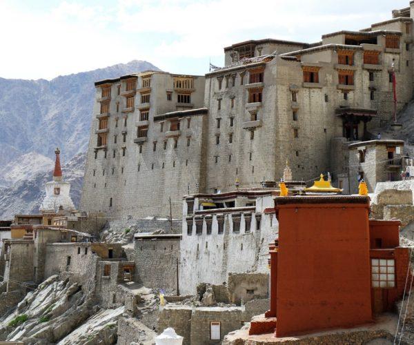 Der Palast von Leh