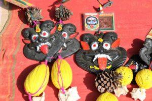 Ekvira Devi, die Göttin zum Mitnehmen
