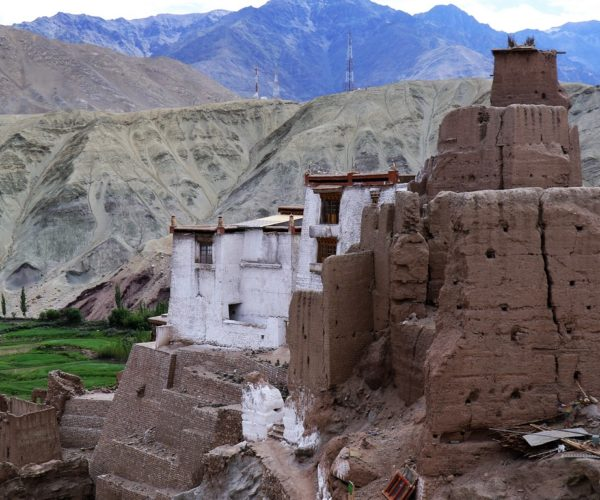 126 Burgen der Götter (Ladakh)