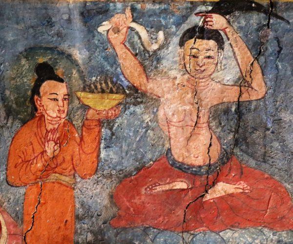 131 Verzicht auf den Königstitel (Ladakh)