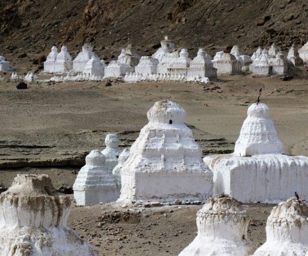 303 Stupas bis zum Horizont (Ladakh)