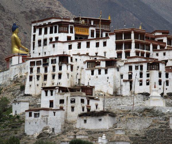 49 Likir mit dem neunen Buddha (Ladakh)