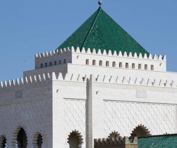 06 Mausoleum Mohammed V