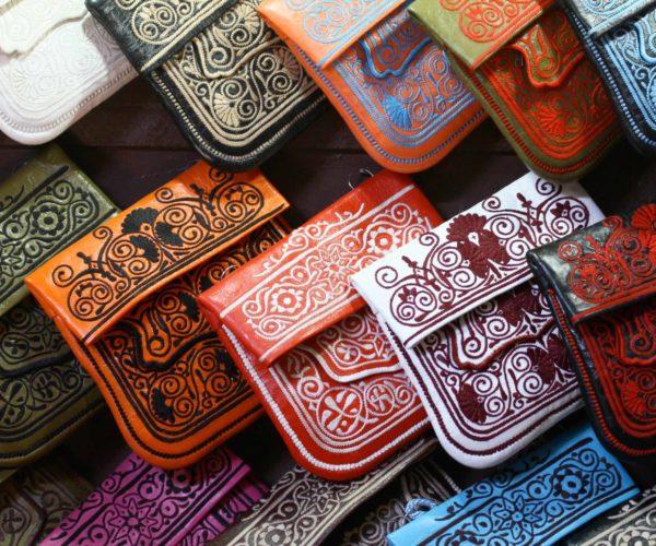 285 Farben von Marrakesch