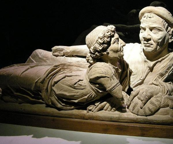 Das Museo Etrusco 1