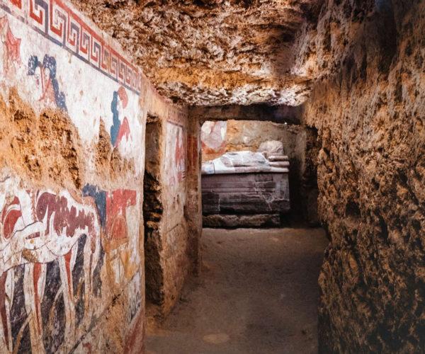 Tomba della scimia